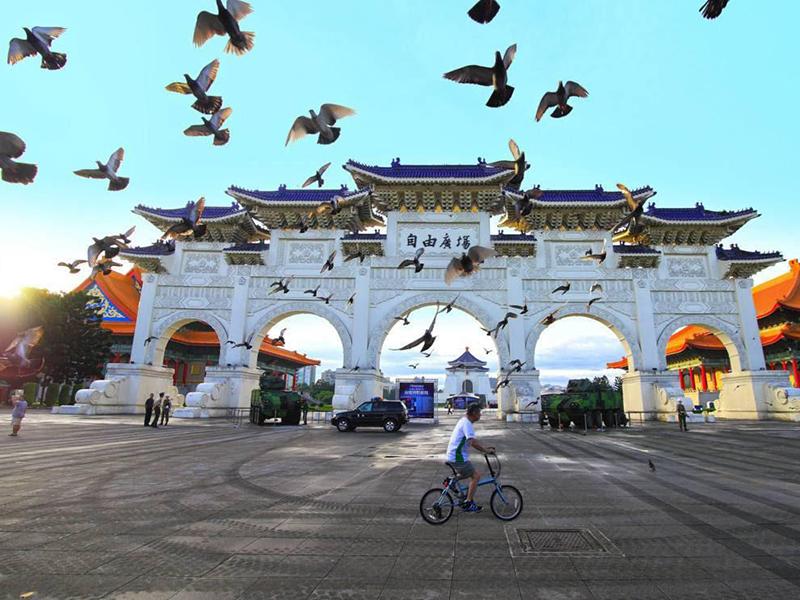 Du lịch Đài Loan vào mùa hè cũng là một lựa chọn thú vị