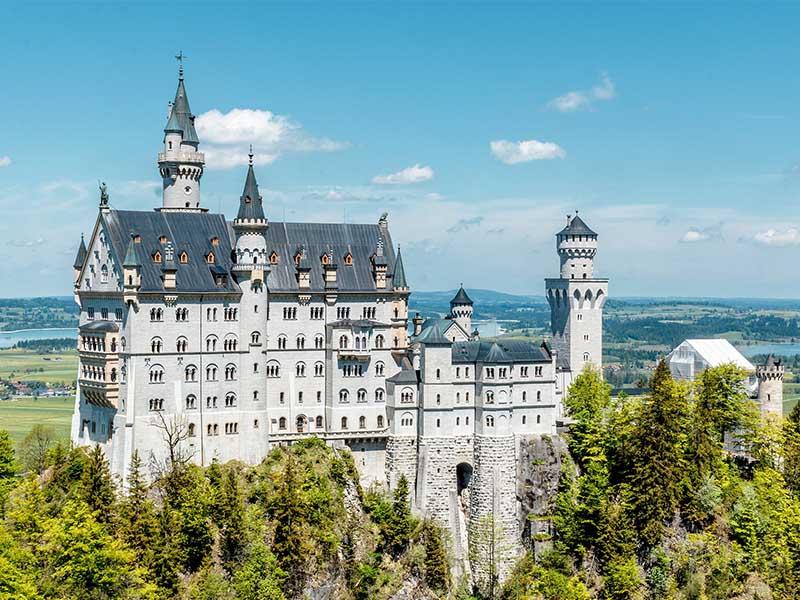 Top những địa điểm du lịch Đức hàng đầu bạn không nên bỏ lỡ
