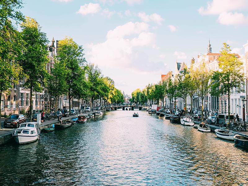 Vì sao du lịch Hà Lan vào mùa thu?