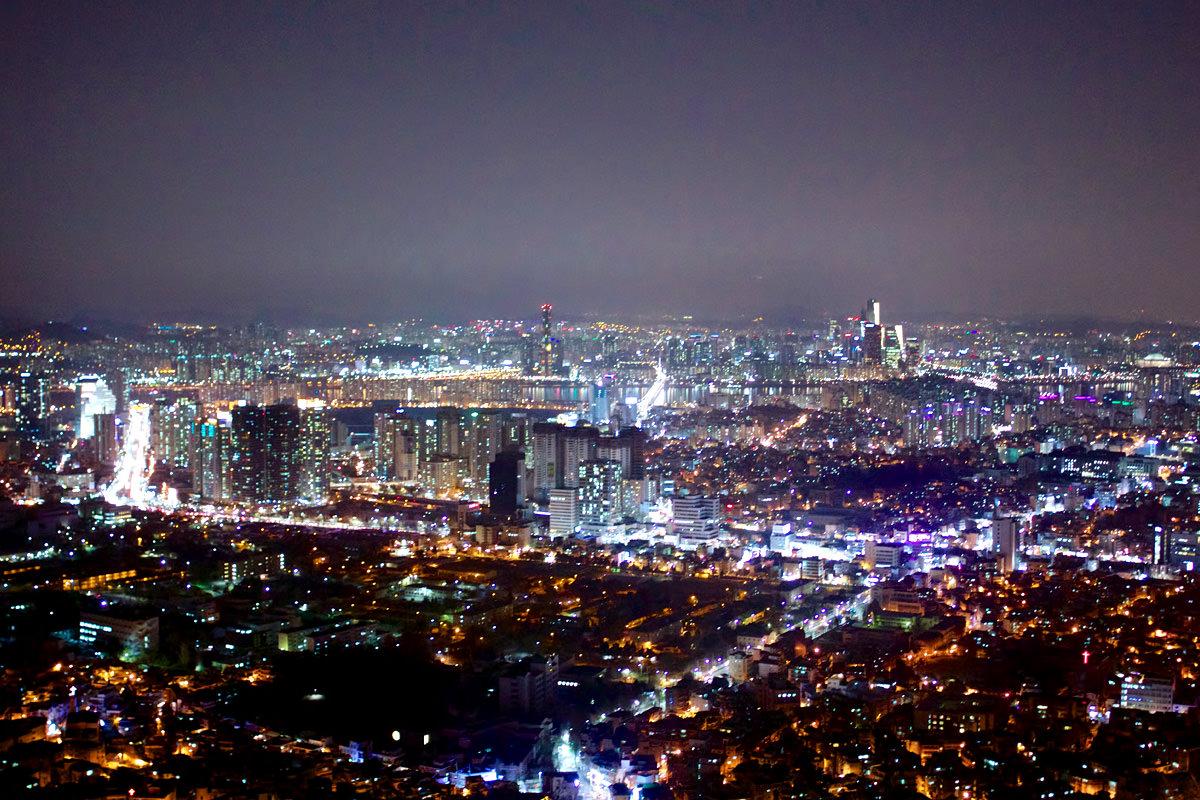3 địa điểm đẹp quên lối về giữa lòng Seoul