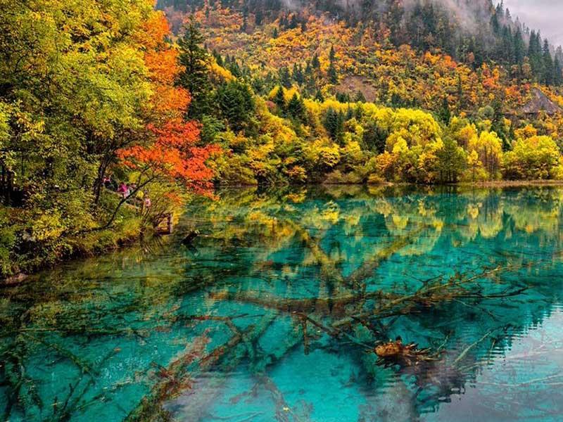 Mùa thu Trung Quốc và những điểm du lịch siêu đẹp!