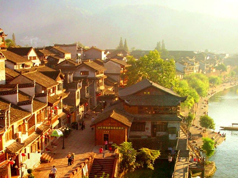 Du lịch mùa thu Trung Quốc có gì đặc sắc?