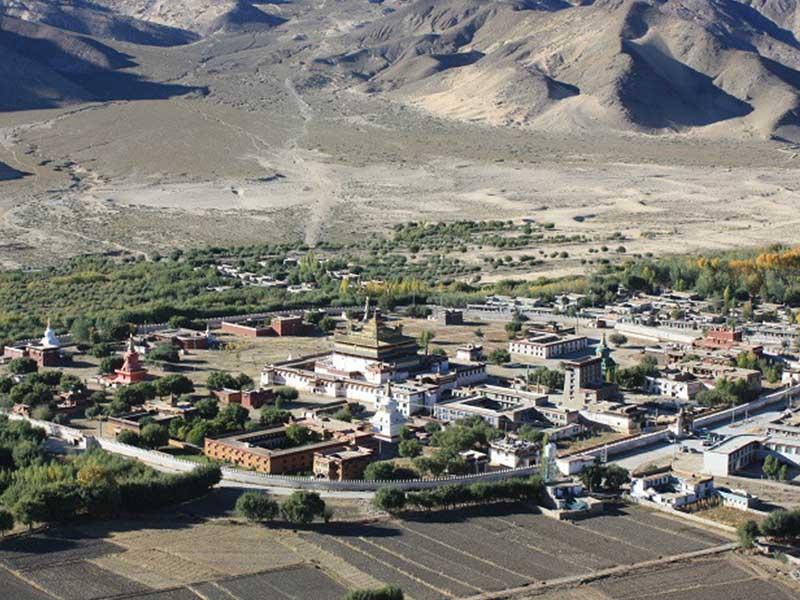 Du lịch Tây Tạng để thấy rằng nơi này chill phết