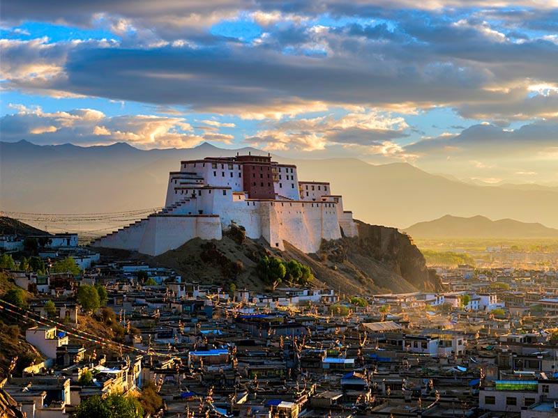 Du lịch Tây Tạng - Cuộc hành hương về vùng đất Phật