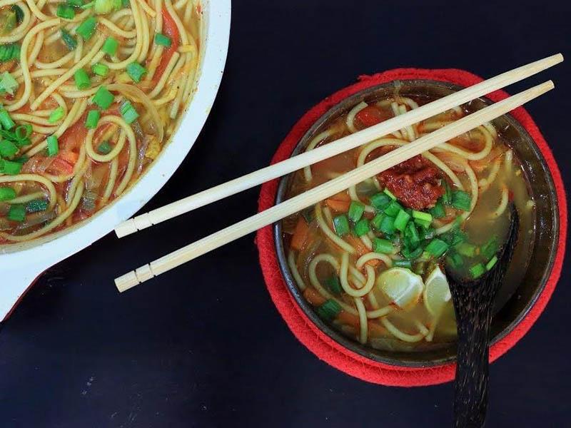 Những món ăn không nên bỏ qua khi đi du lịch Tây Tạng