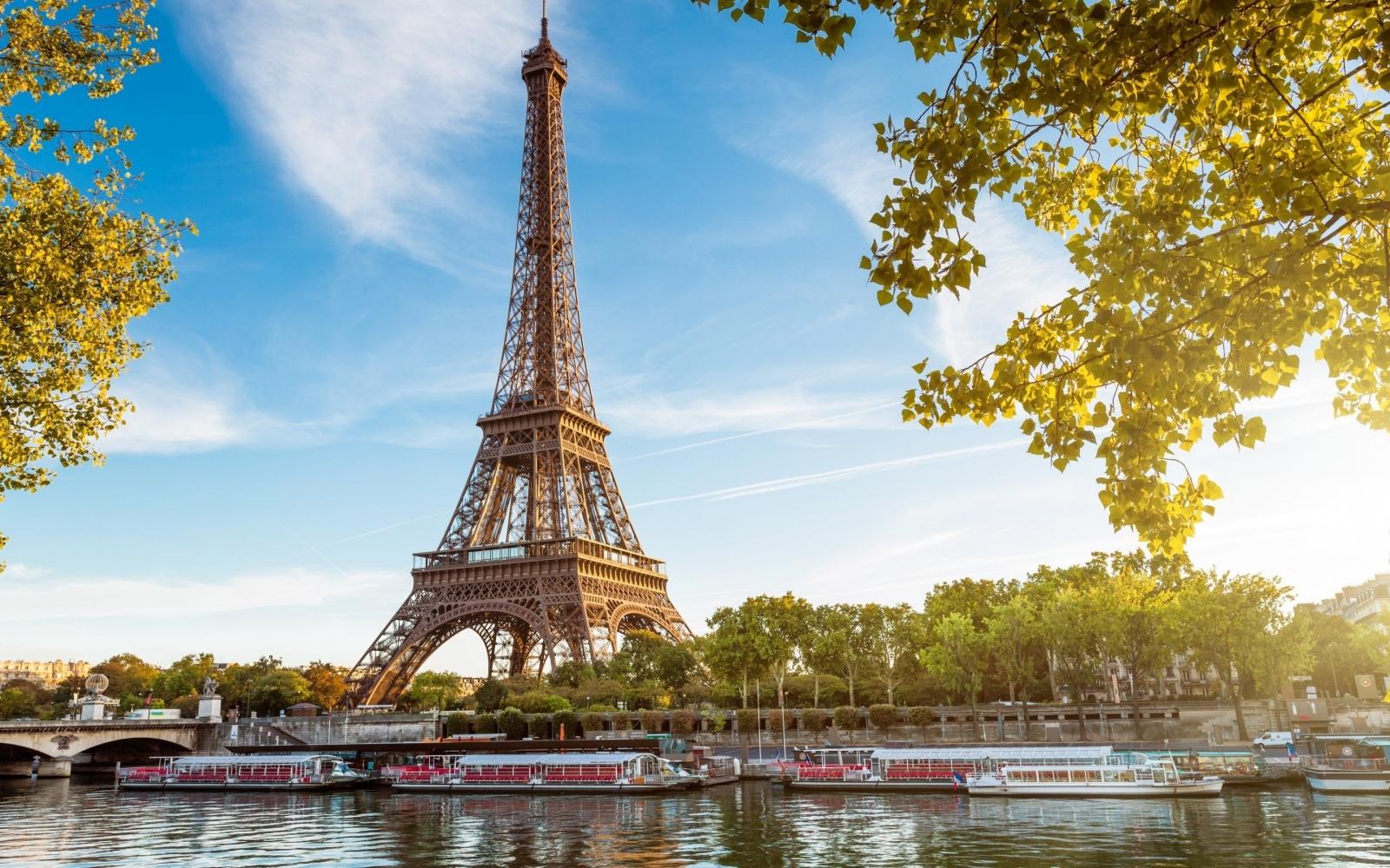 Du lịch Châu Âu - Pháp