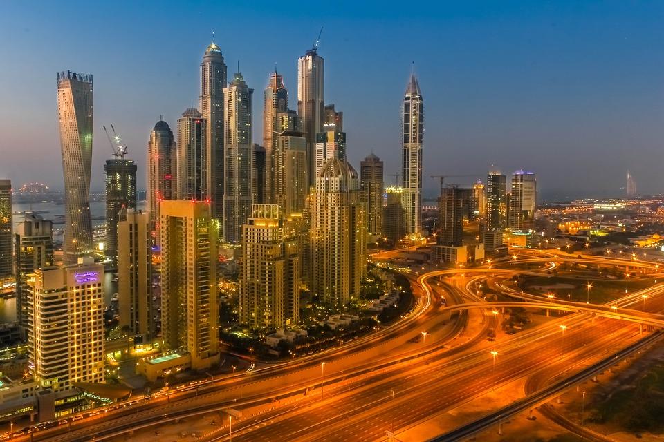 Vẻ đẹp của thành phố giàu có nhất thế giới - Dubai