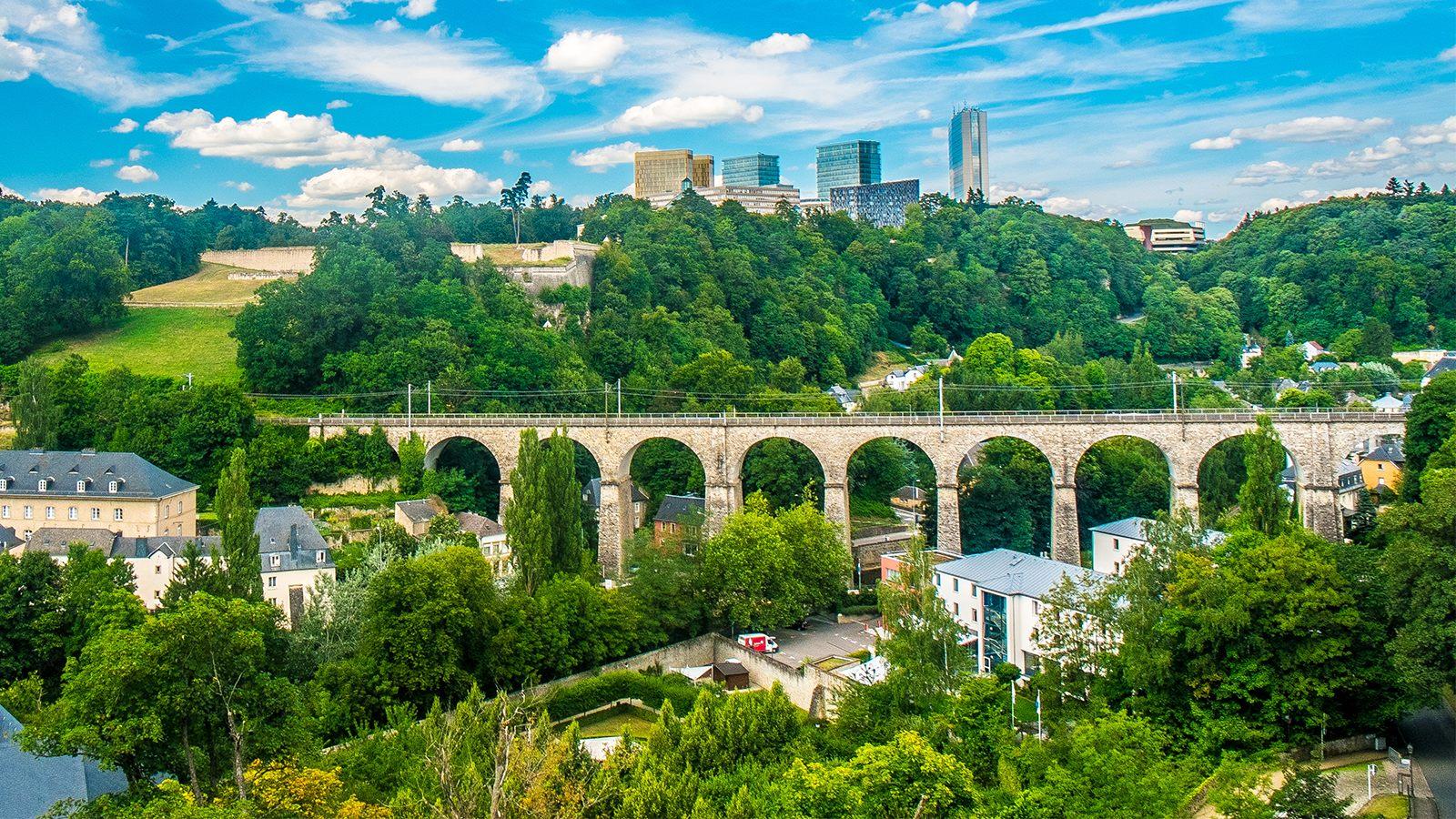 Du khách nên du lịch Luxembourg vào mùa Xuân hoặc mùa Thu