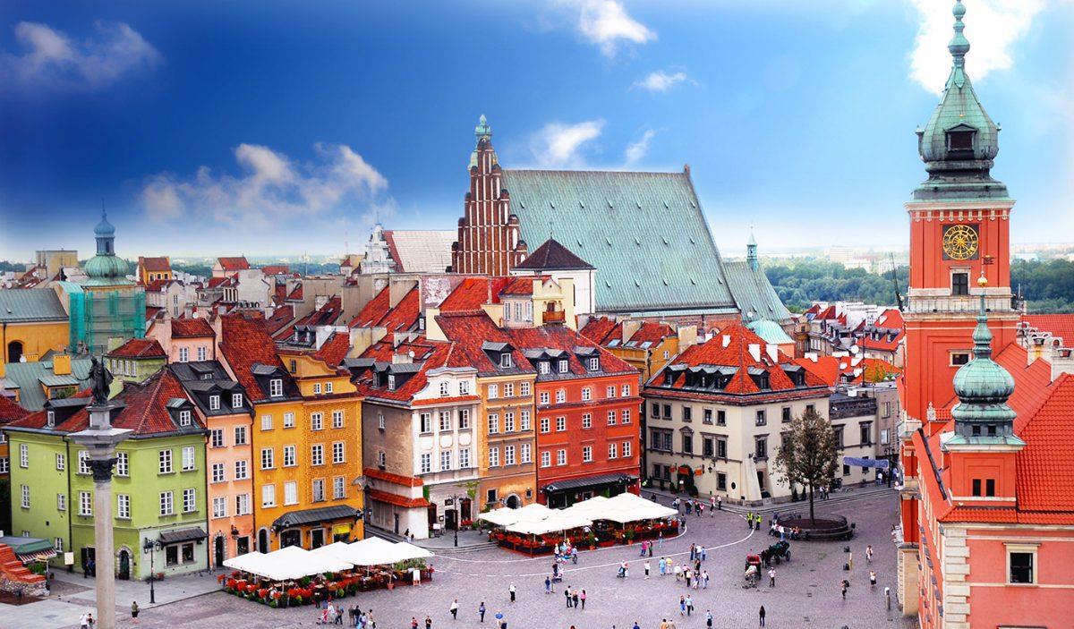 Hành trình tour du lịch Đông Âu – Balan