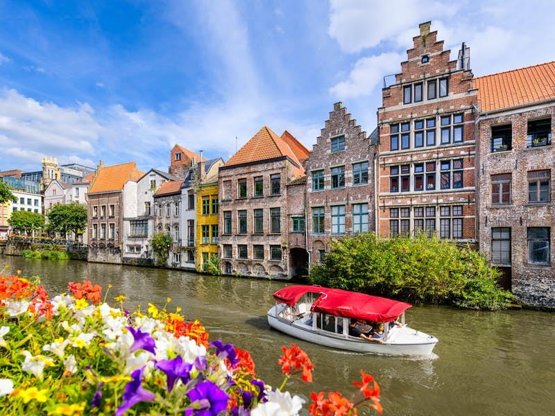 Tour du lịch Đông Âu, Bỉ