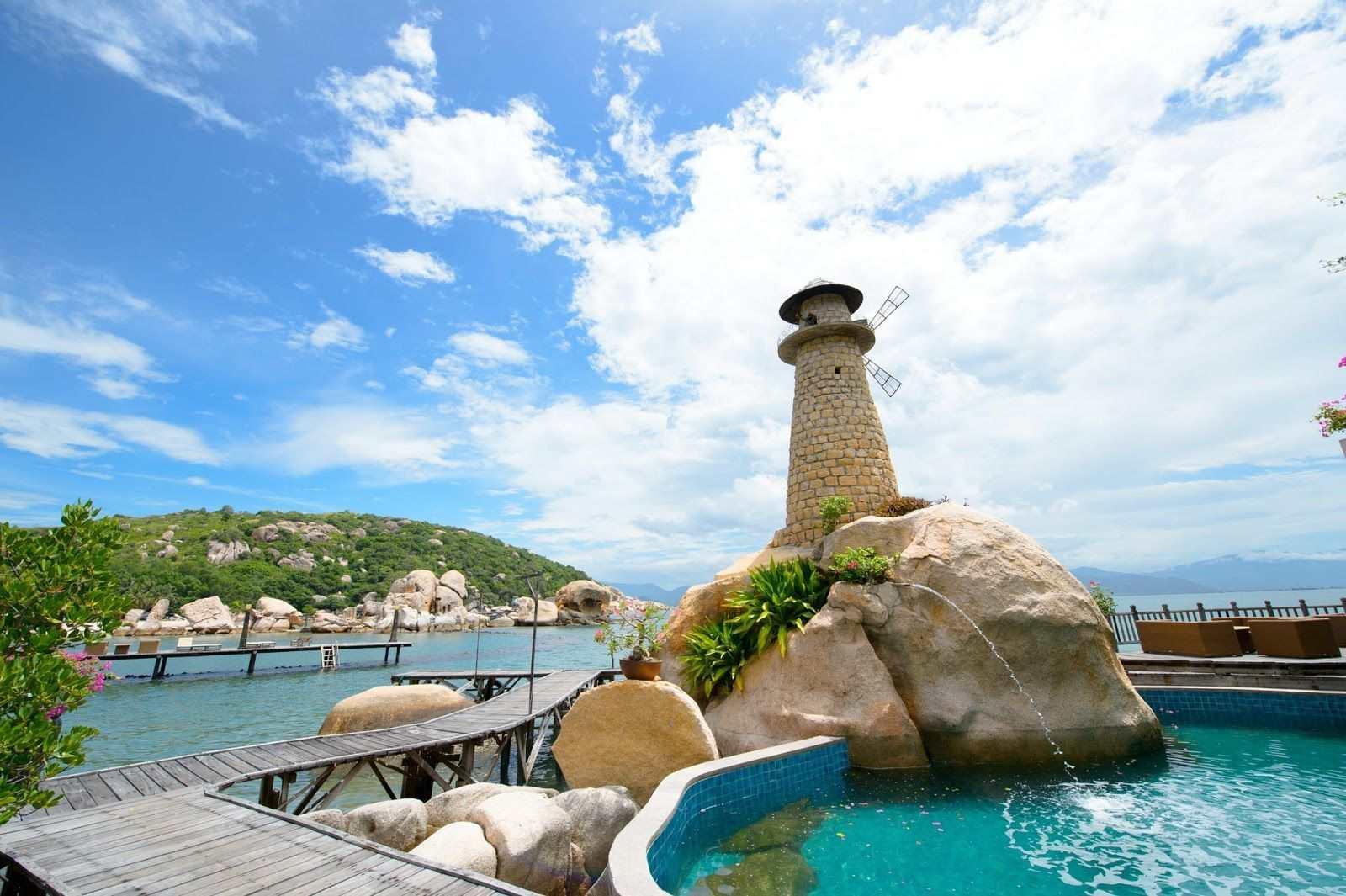 Tour du lịch đảo Bình Hưng