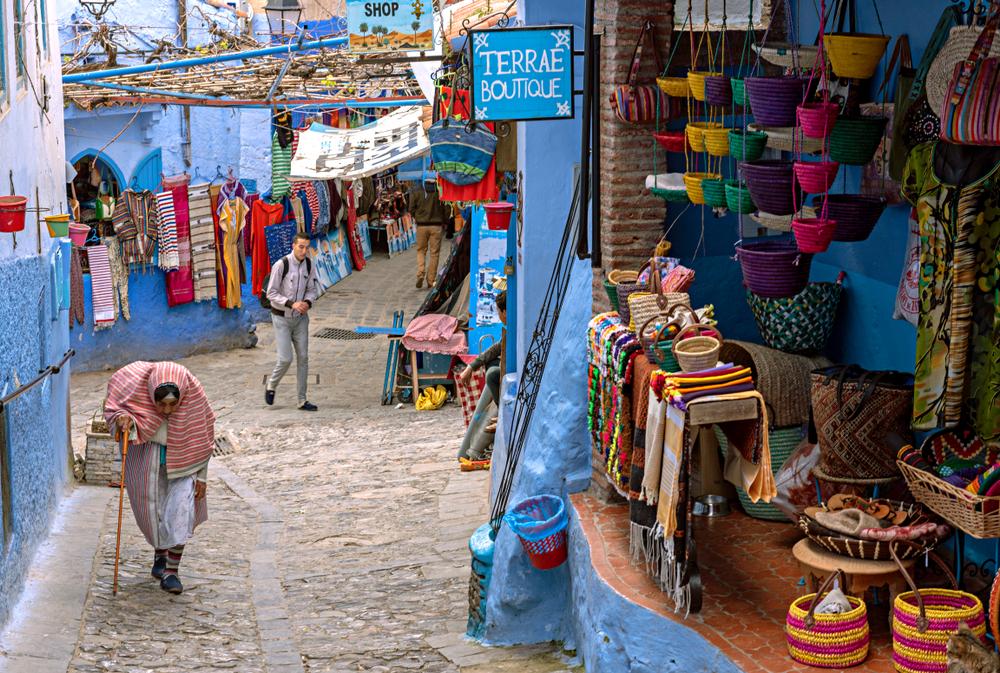 Du lịch Maroc giá rẻ