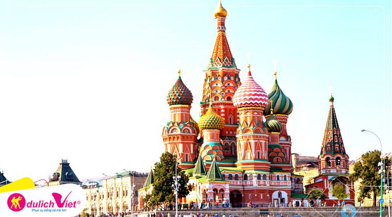 du lịch Nga mùa Thu