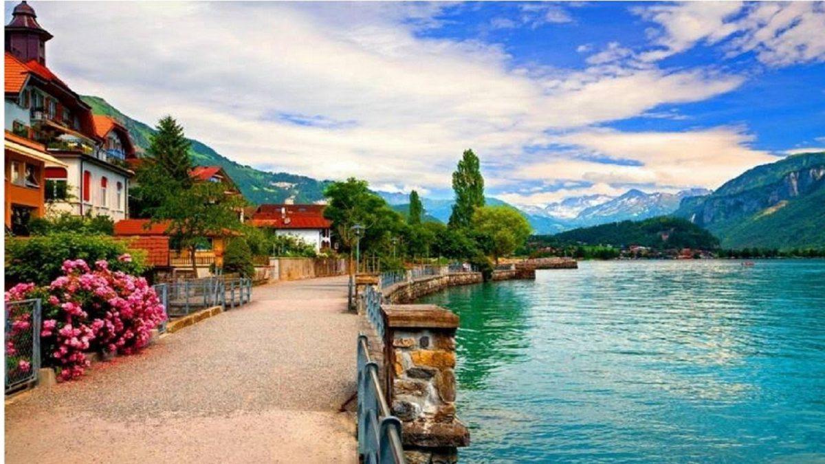 Du lịch Thụy Sĩ - Thế giới du lich trọn vẹn