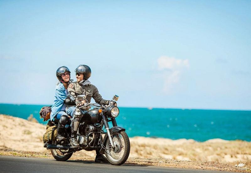 Khám phá thành phố Quy Nhơn trong dịp đi du lịch dịp lễ 2/9 bằng những chiếc xe máy