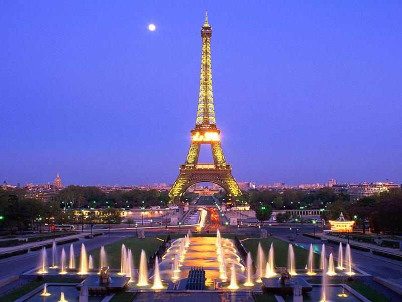 Du lịch Châu Âu - Paris – Pháp