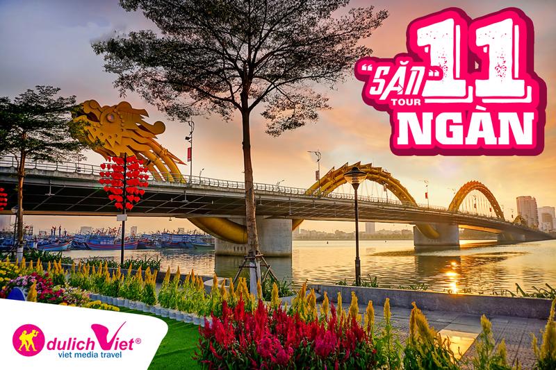 Hấp dẫn Săn chùm tour 11,000đ duy nhất tại Du Lịch Việt