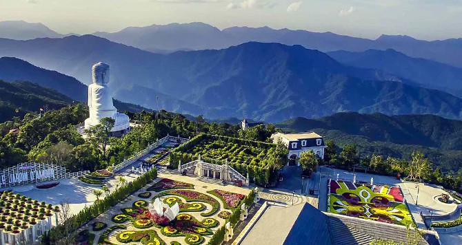 Những địa điểm du lịch Đà Nẵng dịp tết dương lịch 2020