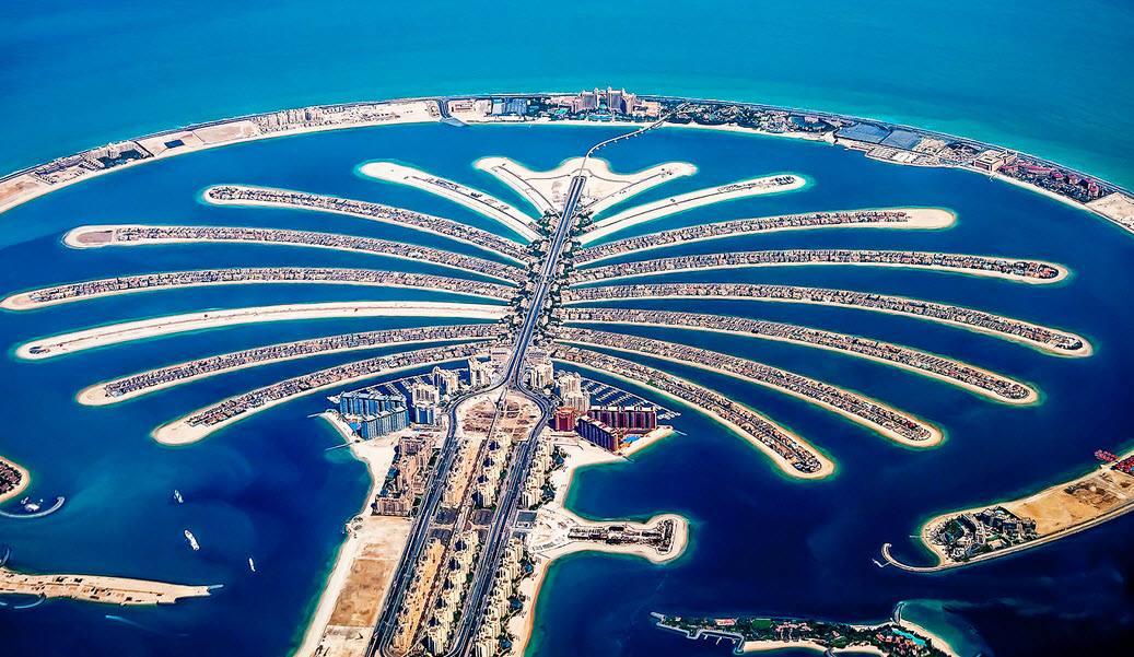 Mùa hè ở Dubai thời tiết rất nóng bức và khắc nghiệt