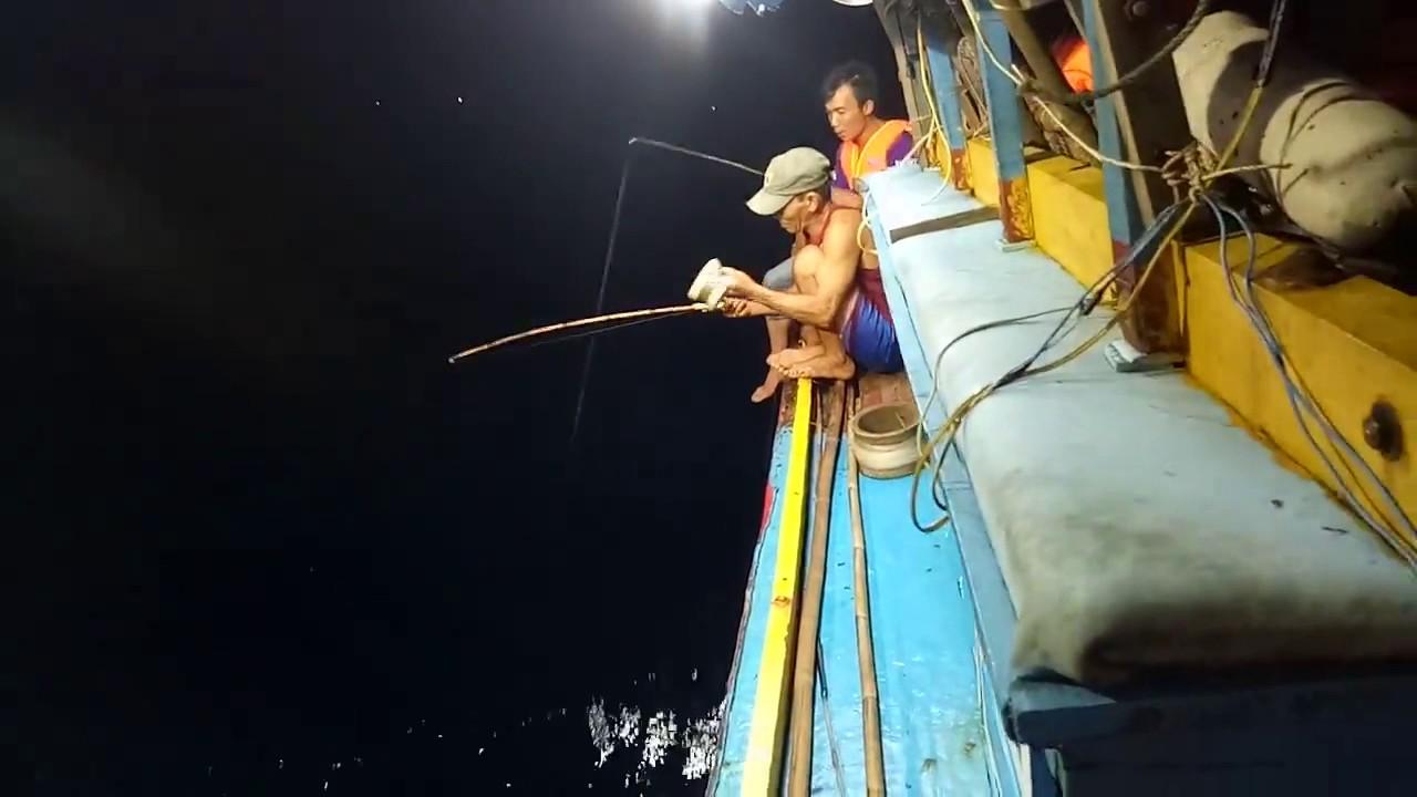 Tour Hạ Long - Một đêm làm ngư dân với dịch vụ câu mực thú vị