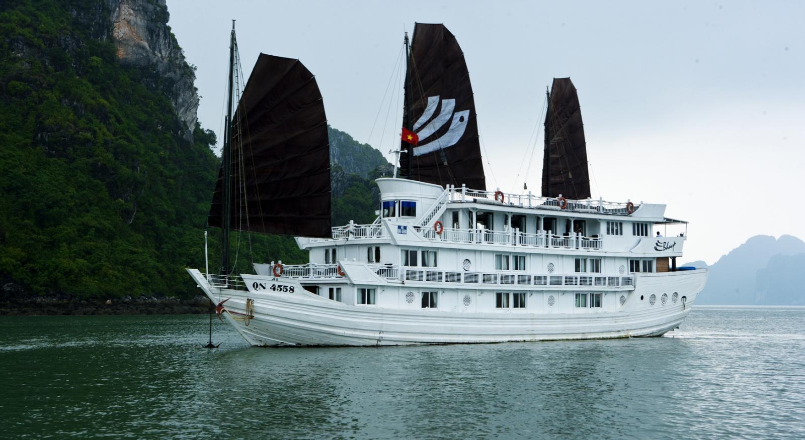 Tour Hạ Long - Khám phá vẻ đẹp kỳ vĩ của Hạ Long bằng du thuyền