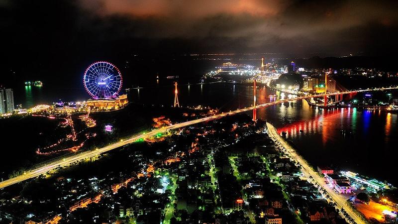 Gợi ý những điểm vui chơi đêm tại Hạ Long