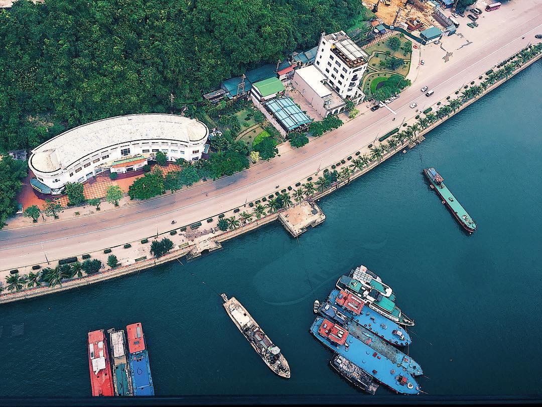 Tour Hạ Long - Sun World Ha Long Park nhìn từ trên cao