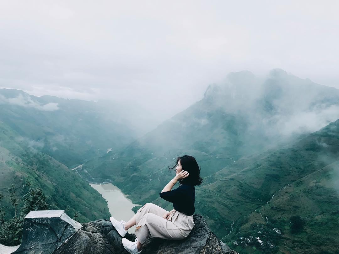 Tour du lich mien bac - Chinh phục đỉnh đèo Mã Pí Lèng - nóc nhà thứ 2 của Việt Nam