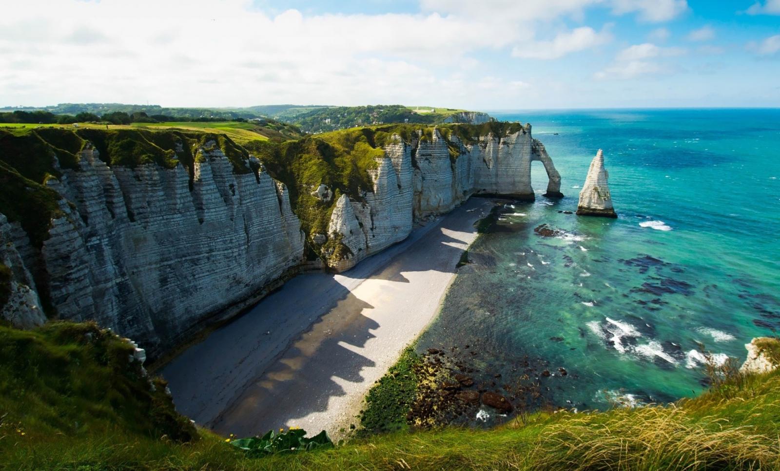 Công quốc Normandy với những ngôi làng cổ đẹp tuyệt vời