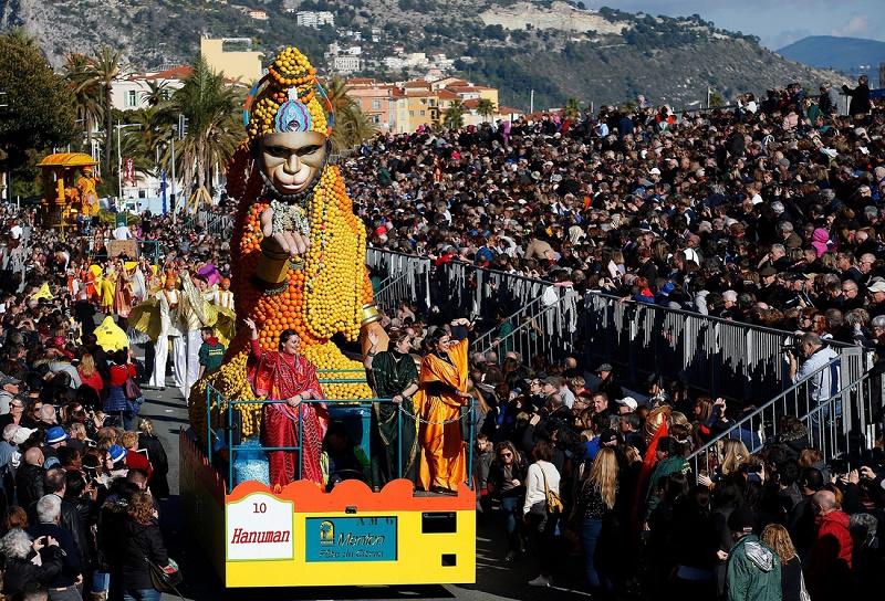 Các lễ hội đáng nhớ nhất tại Pháp