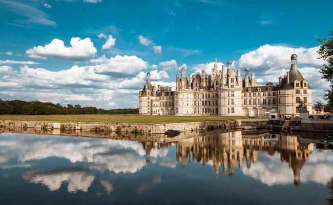 Thung lũng Loire xinh đẹp nước Pháp