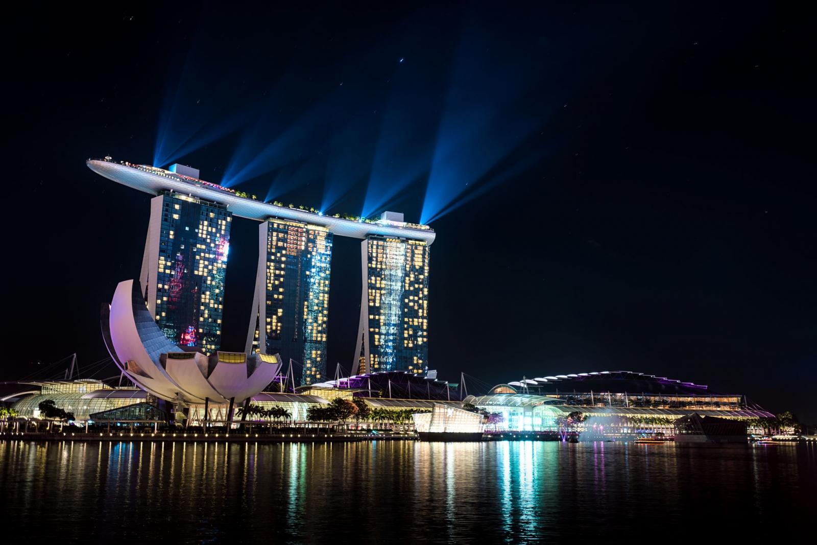 Tour Singapore - Marina Bay Sands