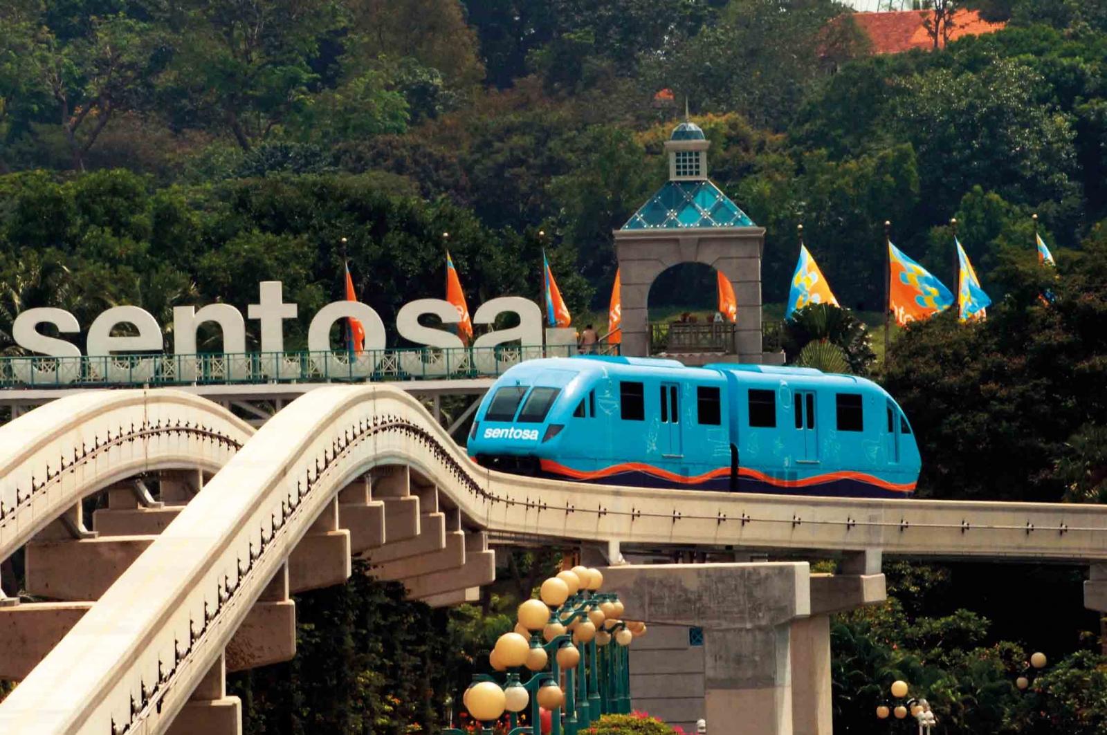 Tour Singapore - Đảo Sentosa