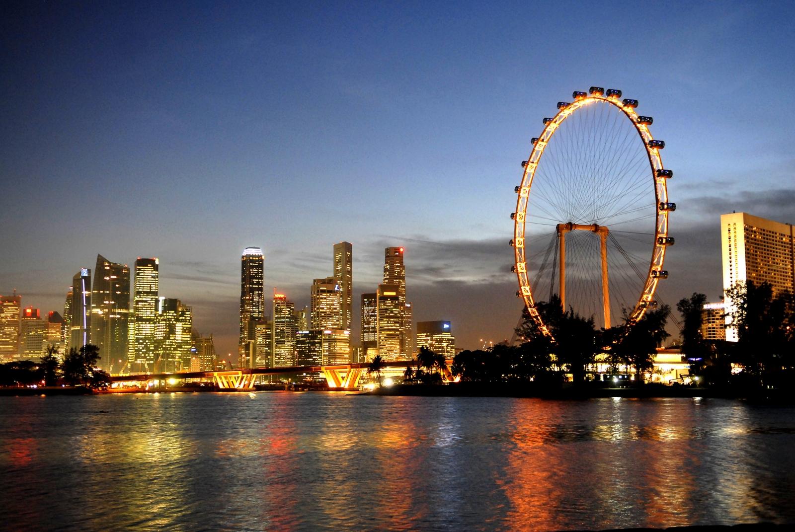 Tour Singapore - Singapore Flyer