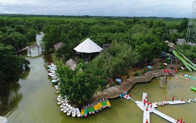 Du lịch sinh thái Bò Cạp Vàng - địa điểm du lịch nổi tiếng ở Đồng Nai