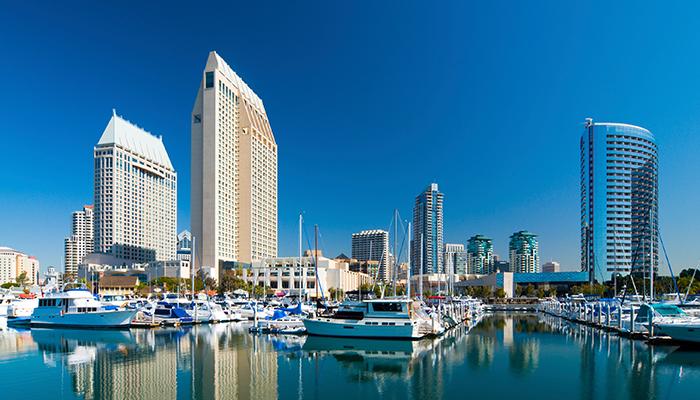 Du lịch Mỹ mùa Thu - Thành phốbiển San Diego