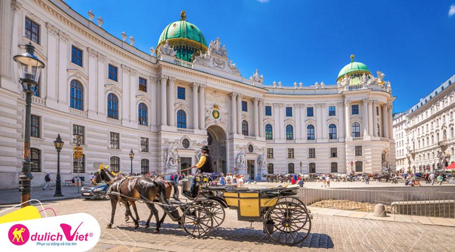 Du lịch Đông Âu - Thành phố Vienna, Áo