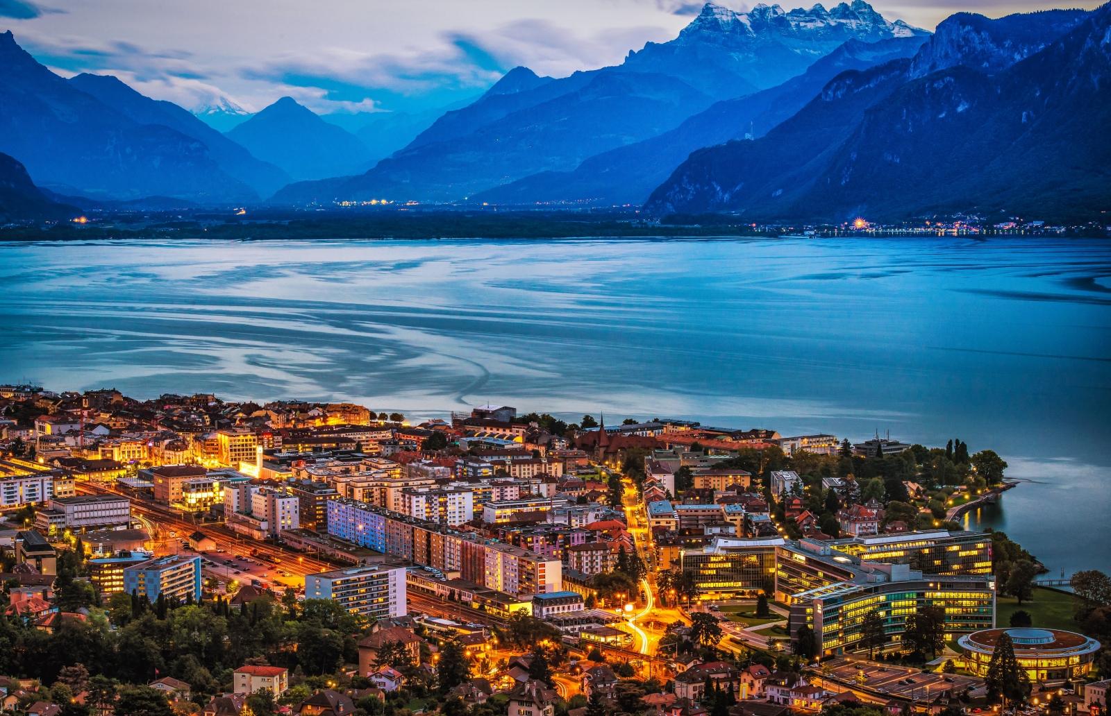 Thành phố Geneva, Thụy Sĩ