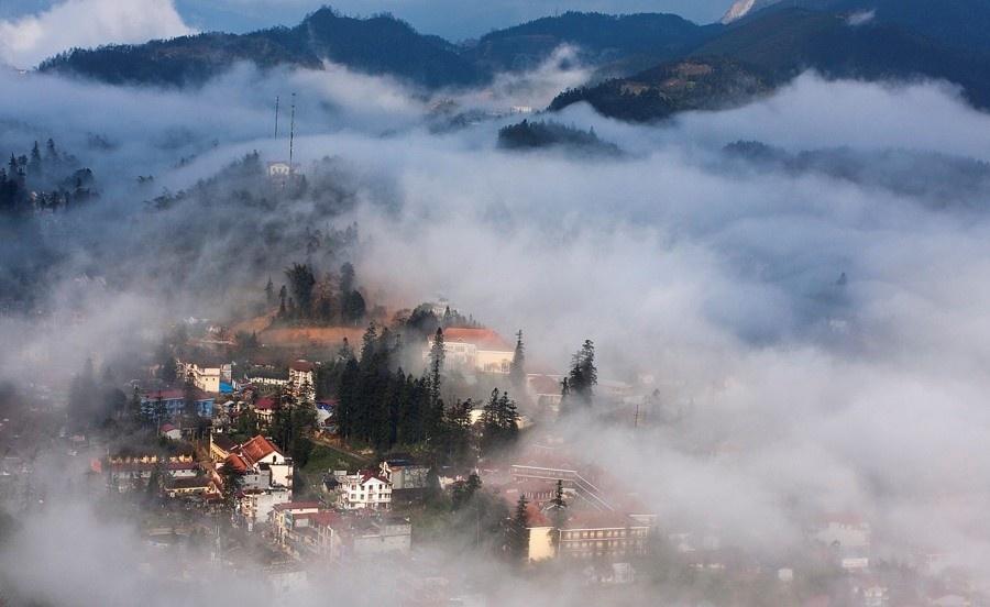Tour du lịch trong nước khám phá Đà Lạt - Thành phố sương mù