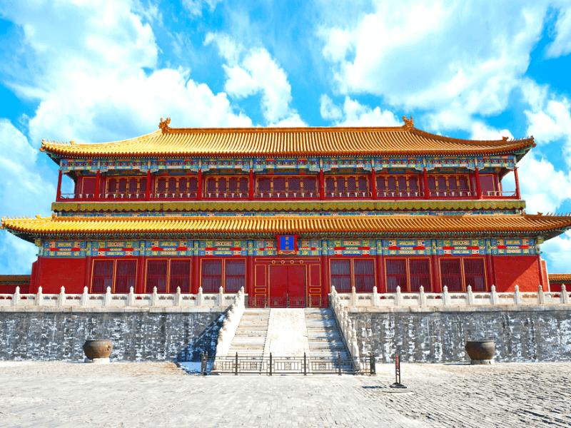 Du lịch Trung Quốc khám phá Tử Cấm Thành