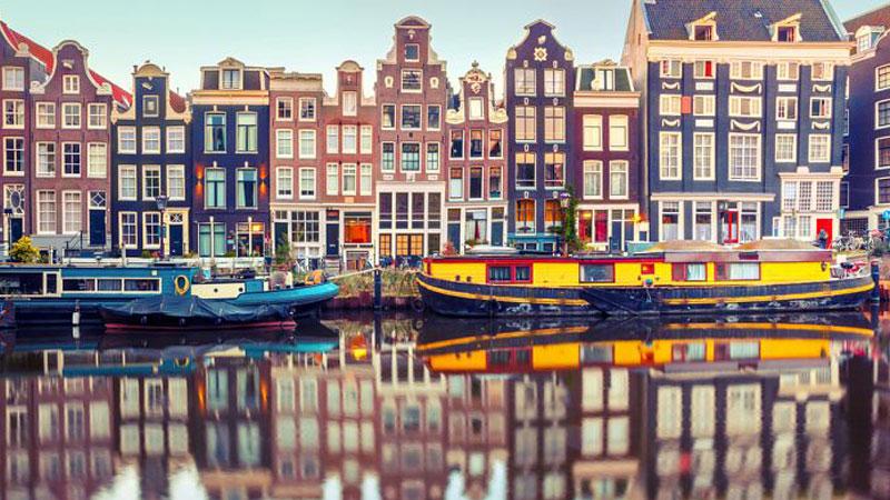 Du lịch Hà Lan mùa thu khám phá một vương quốc cổ tích xinh đẹp