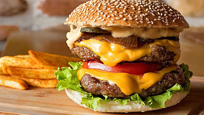 Du lịch Mỹ thưởng thức Hamburger
