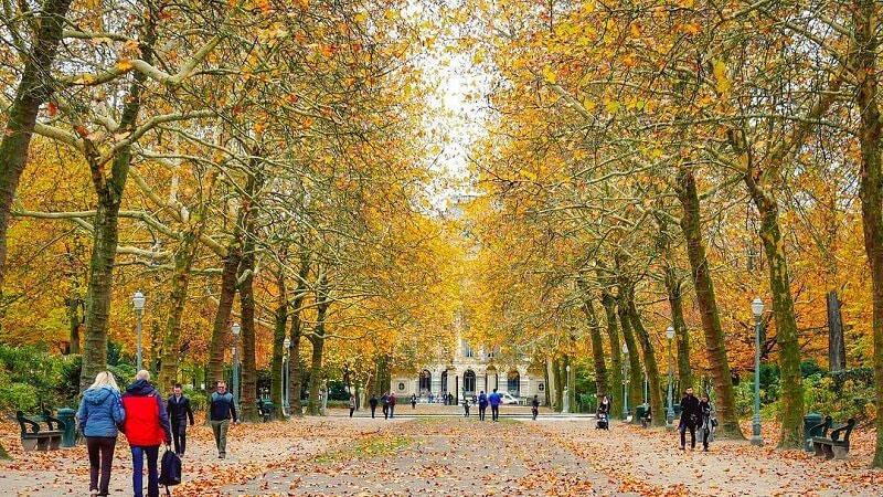 Du lịch Bỉ bạn sẽ có rất nhiều nơi tuyệt vời để khám phá và chiêm ngưỡng