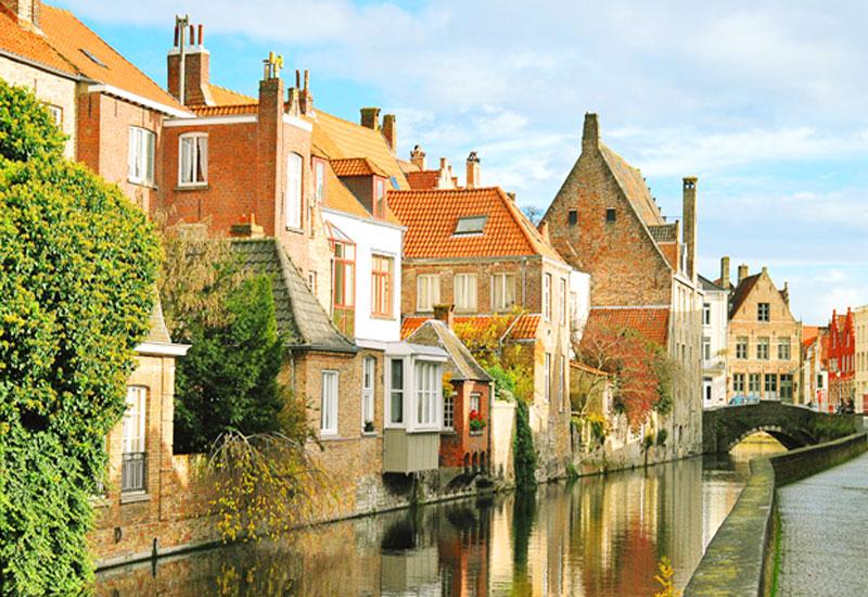 Du Lịch Châu Âu – Đến với nước Bỉ