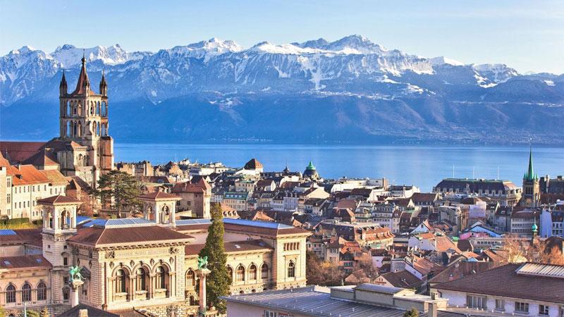 Đừng quên ghé Lausanne, Thụy Sĩ để có những trải nghiệm vô cùng tuyệt vời