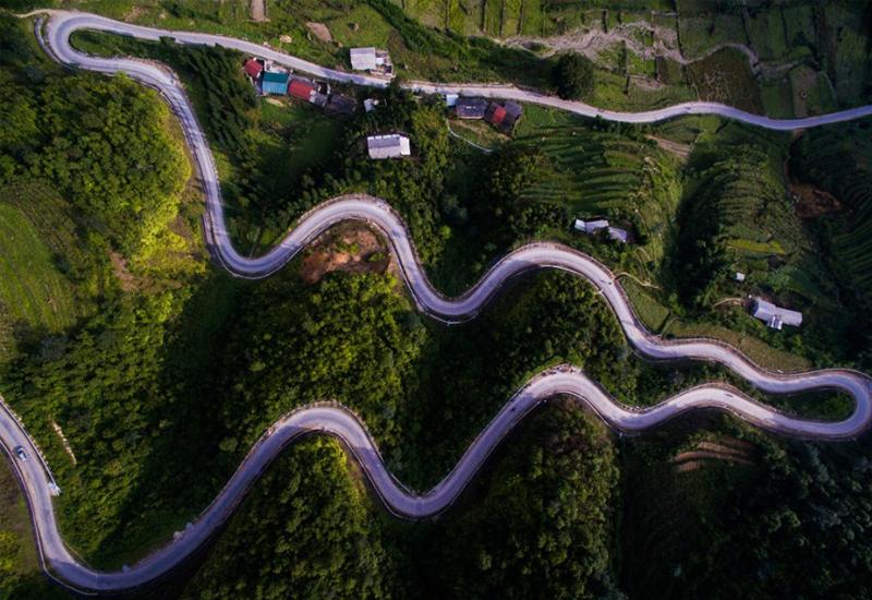 Đường đèo Hà Giang