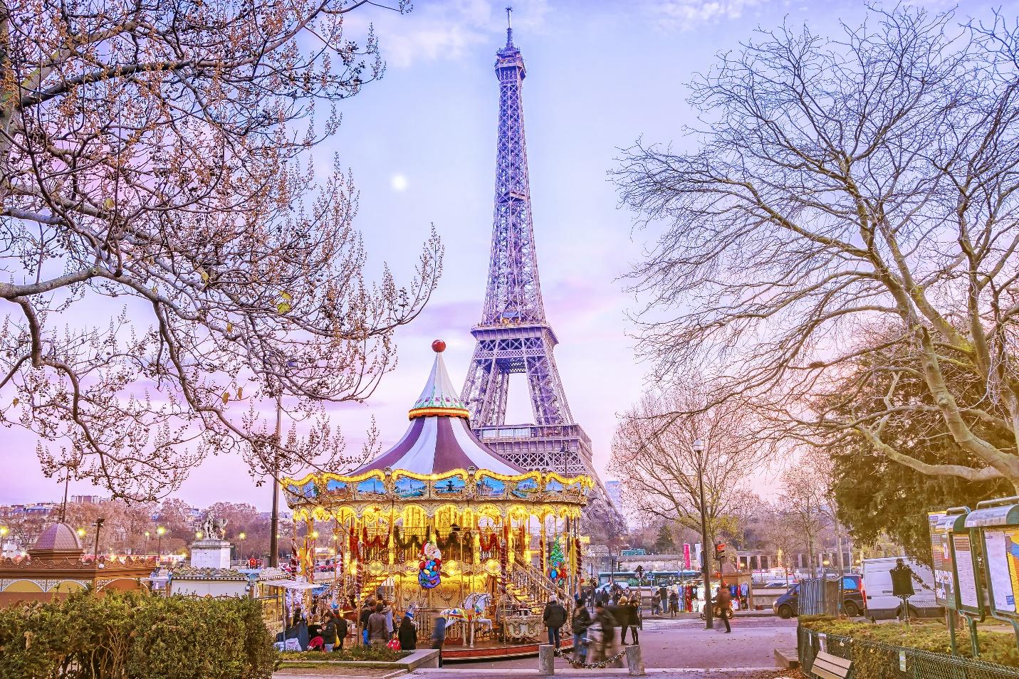 Tour du lịch Châu Âu