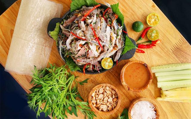 Gỏi cá Nam Ô - món ngon nhất định phải thử khi du lịch Đà Nẵng