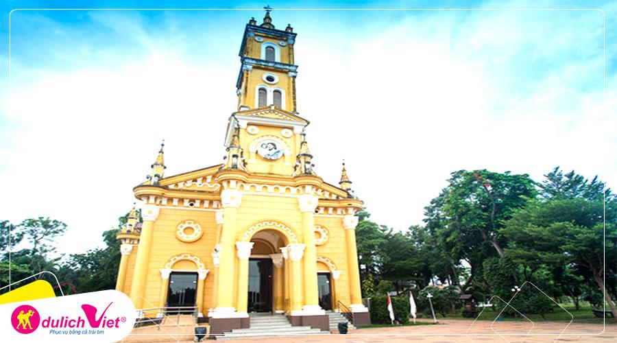 Du lịch Hành Hương - Thái Lan - Bangkok - Ayutthaya - Pattaya từ Sài Gòn