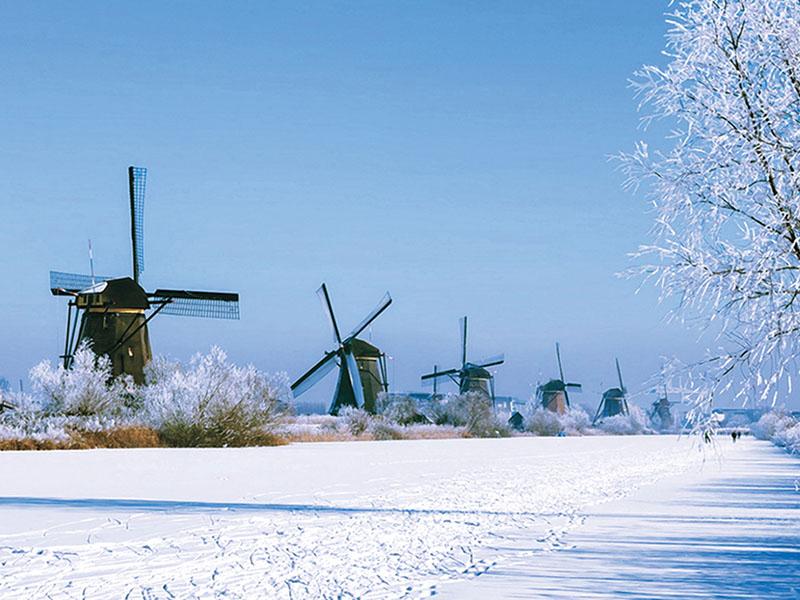 Vì sao nên đi du lịch Hà Lan vào mùa thu
